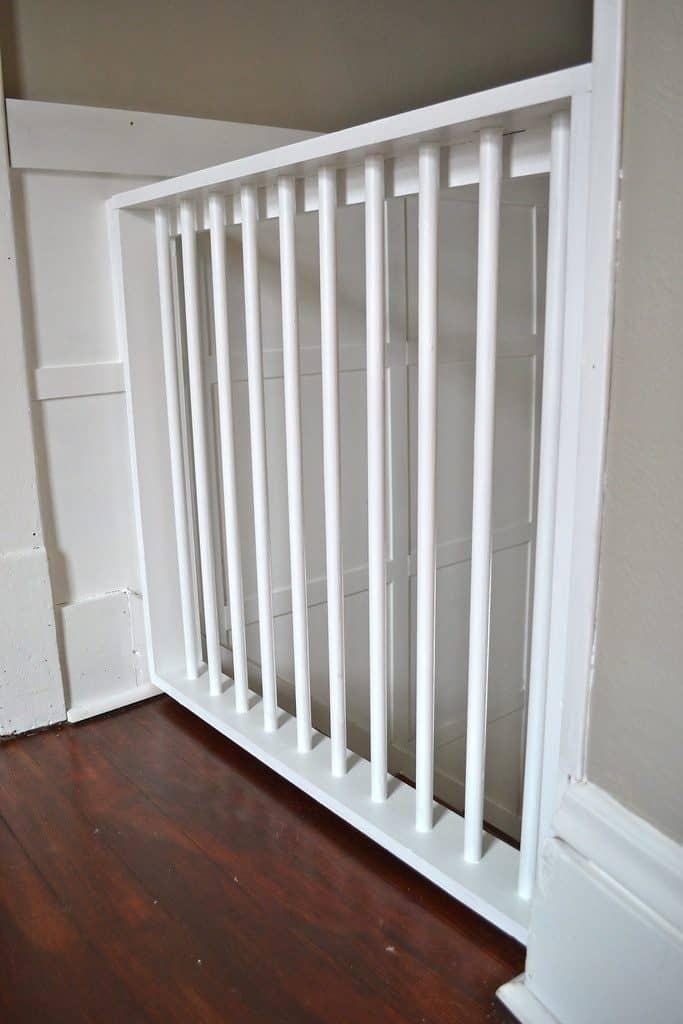 25 Diy Indoor Dog Gate And Pet Barrier Ideas Playbarkrun