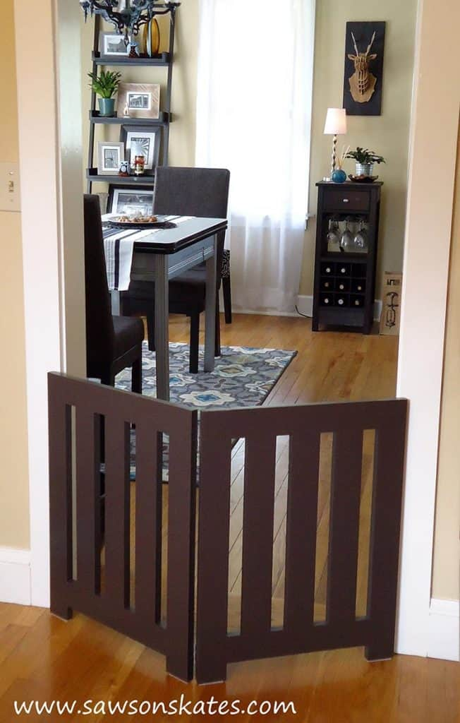 25 Diy Indoor Dog Gate And Pet Barrier Ideas Playbarkrun