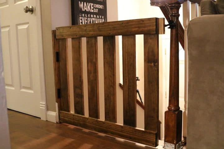 13 Diy Dog Gate Ideas: 25 DIY Indoor Dog Gate And Pet Barrier Ideas